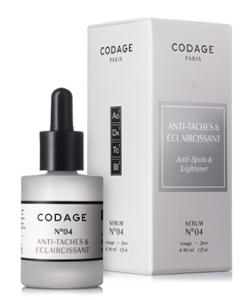 Codage Anti-Spots&Lightener
